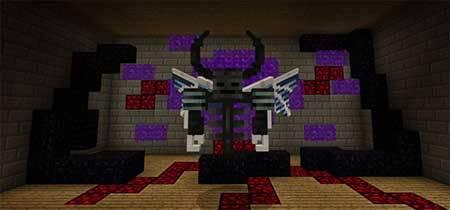 Карта Null The New Herobrine для Minecraft PE