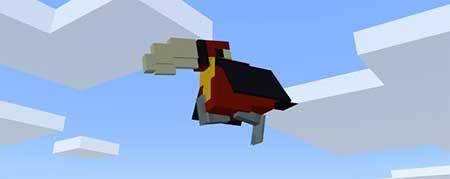 Birds mcpe 2