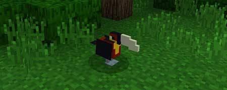 Birds mcpe 1