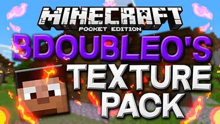 Текстуры BdoubleO для Minecraft PE