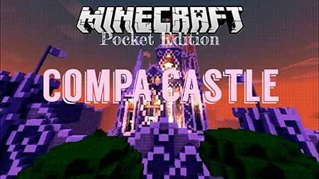 Карта CompaCastle для Minecraft PE