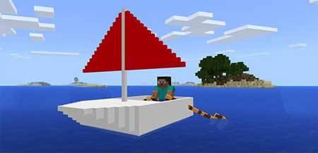 Мод Marine для Minecraft PE