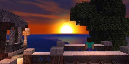 Текстуры SSPE для Minecraft PE