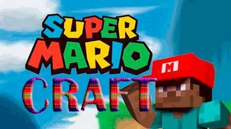 Мод Super Mario Craft для Minecraft PE