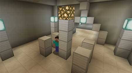 Alien Escape mcpe 1
