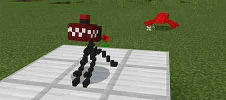 Мод TF2 Engineer для Minecraft PE