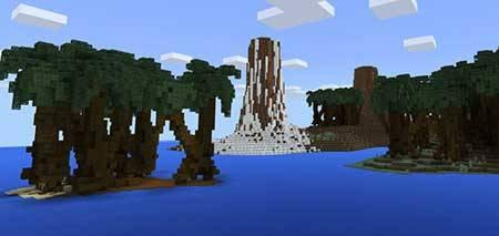 Карта Desolation для Minecraft PE
