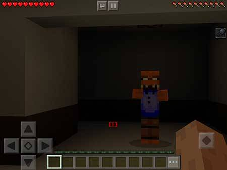 One Night At Frankies mcpe 2