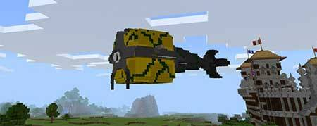 Ancient Creatures mcpe 5