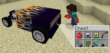 Hot Rod mcpe 3