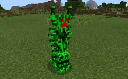 Freaky Creepers mcpe 2
