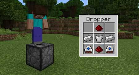 Simply Jetpacks Recreation mcpe 1