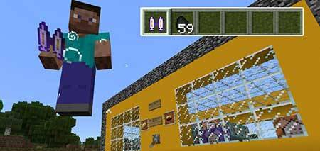 Simply Jetpacks Recreation mcpe 2