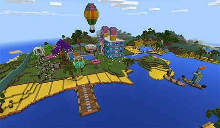World of Color mcpe 3