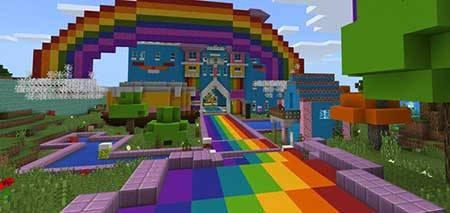 World of Color mcpe 1