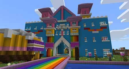 World of Color mcpe 2