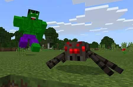 Hulk mcpe 3