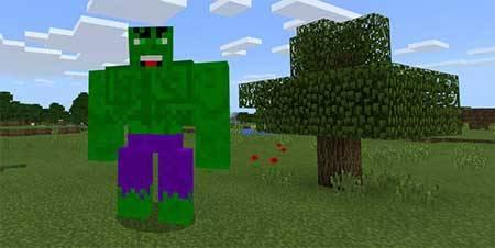 Hulk mcpe 2