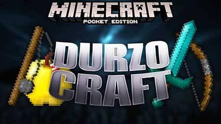Текстуры DurzoCraft для Minecraft PE