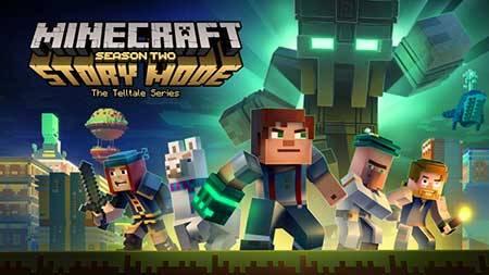 Скачать Minecraft Story Mod 2 сезон