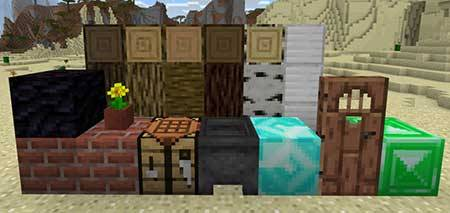 Minecraft 1.13 Textures (Concept) mcpe 1