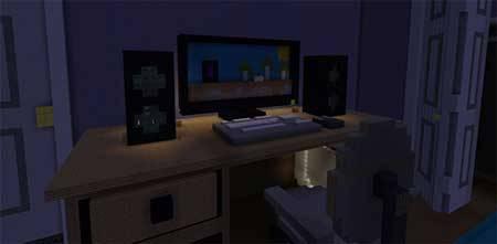 Wambo's Room mcpe 2