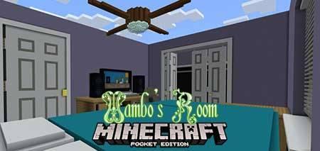 Карта Wambo's Room для Minecraft PE