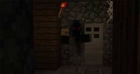 The Haunted Tunnel mcpe 2