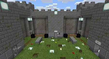 Карта PRISON 3.0 для Minecraft PE