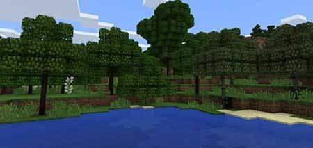 Smart Trees mcpe 1
