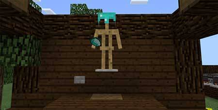 Armor Stand Creations mcpe 1