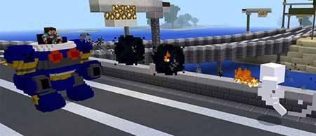 RoboCraft mcpe 3