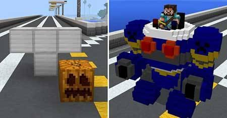 RoboCraft mcpe 1