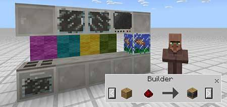Modern Decorations mcpe 1