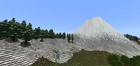 Island Biomes mcpe 3
