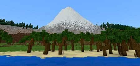 Island Biomes mcpe 1