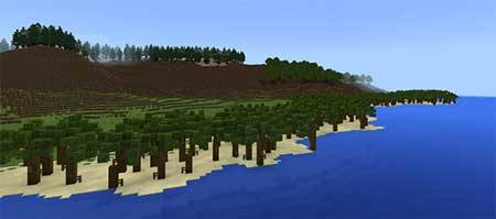 Island Biomes mcpe 2
