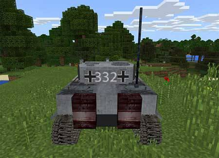 Tank mcpe 4