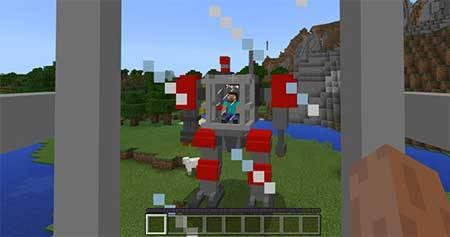 AdventureRobot mcpe 2