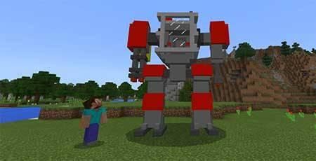 AdventureRobot mcpe 1