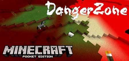 Текстуры DangerZone для Minecraft PE