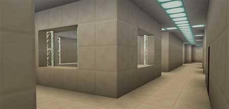 Facility Flee mcpe 3