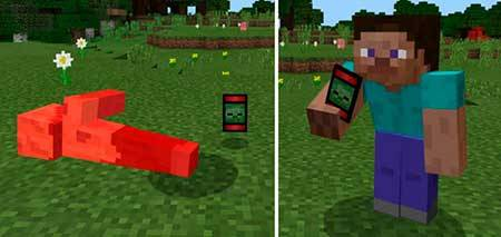 Trading Cards mcpe 1