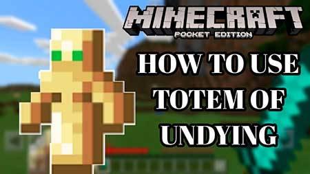 Мод The Undying для Minecraft PE