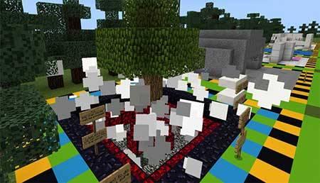 20 Redstone Creations mcpe 4