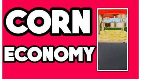 Текстуры Corn Economy для Minecraft PE