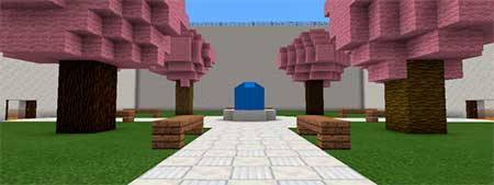 Akademi High School mcpe 2