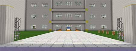 Akademi High School mcpe 1