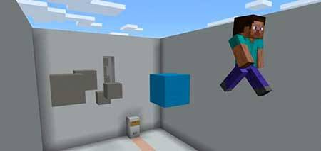Rooms 2: E.Y.E. Is WaiTing mcpe 2