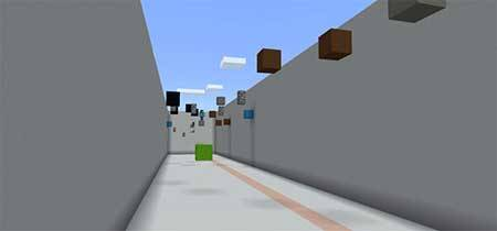 Rooms 2: E.Y.E. Is WaiTing mcpe 3